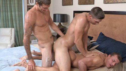 Peter, Calvin & Joshua