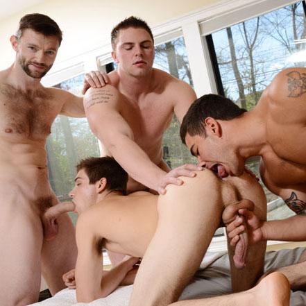 Logan Moore, Josh Moore & Ricky Roman