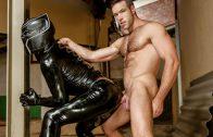 Captain America : A Gay XXX Parody Part 2 – Alex Mecum, Black Panther