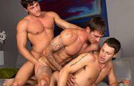 Brandon, Duncan & Peter
