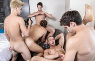Pop Star – A Gay XXX Parody Part 3 – Johnny Rapid, Will Braun, Brendan Phillips, Wesley Woods, Tobias