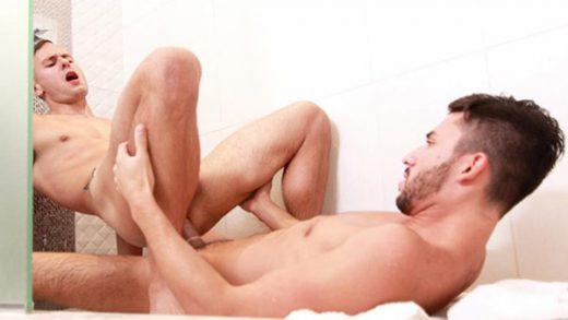 ShowerBait - Soaked Fuck - Scott Demarco & Brenner Bolton