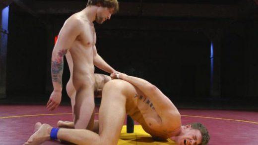 NakedKombat - Scotty Zee & JJ Knight