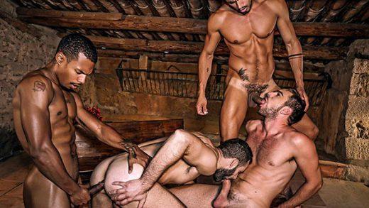 Seriously Hard Fucking – Zander Craze, Jacen Zhu, Wolf Rayet & Ibrahim Moreno
