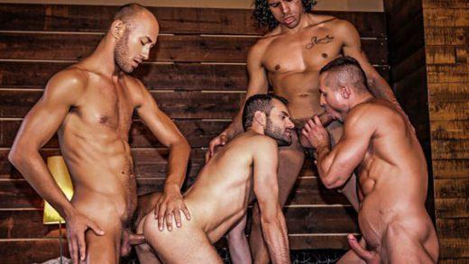 Alejandro Castillo, Wolf Rayet, Dominic Arrow & Dennis Sokolov
