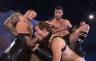 28 Inches Of Cock! – Noah Donovan, Jay Alexander & Jack Andy