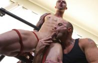 Jason Styles Muscular Straight Boy Edged in Bondage