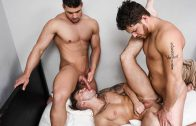 Reverse Peeping Tom Part 3 – Brad Banks, Ashton McKay & Jake Ashford