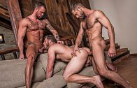 Dylan James, Bogdan Gromov & James Castle