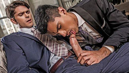 Suits Flip Fuck - Devin Franco & Lee Santino