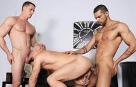 Full of Spunk – Ivan Gregory, Lucas Fox & Denis Sokolov