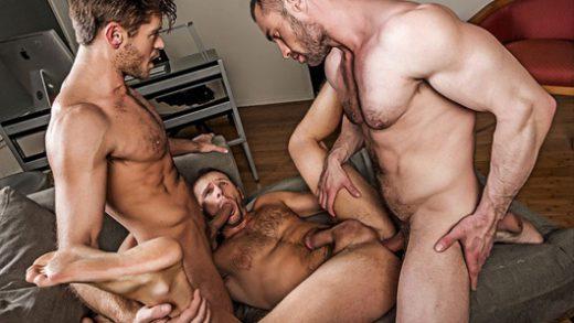 Stas Landon, Jack Andy & Brian Bonds