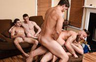 My Cousin Ashton Part 3 – Ashton McKay, Brandon Evans, Damien Kyle, Hoytt Walker & Kyle