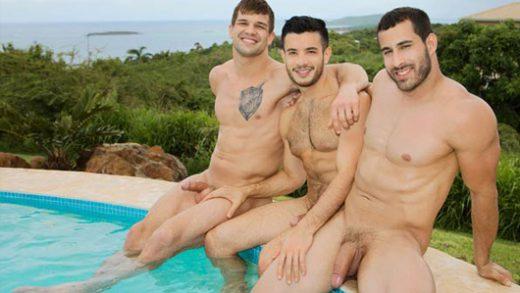 Puerto Rico, Day 2 – Brysen, Manny, Randy