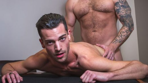 Strip Foosball – Colby Jansen & Cory Kane