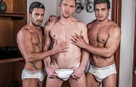 Fuck N Cuck – Andrey Vic Fucks Rico Marlon and Andy Star
