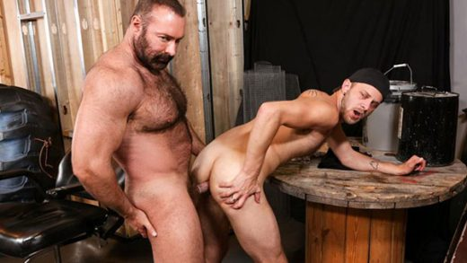 Bear Hug - Brad Kalvo & Chandler Scott