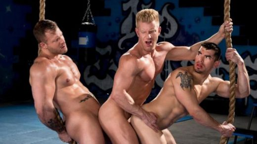 The Trainer, No Excuses - Austin Wolf, Johnny V & Jeremy Spreadums