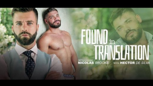 Found in Translation – Nicolas Brooks & Hector De Silva