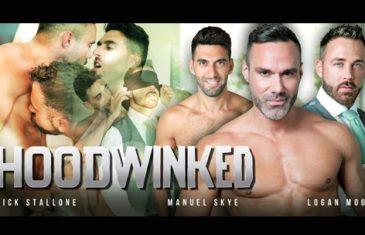 HOODWINKED – Logan Moore, Mick Stallone & Manuel Skye