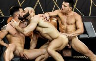 Dream Fucker Part 3 – Paddy O'Brian, Sunny Colucci & Francois Sagat