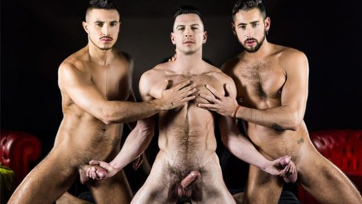 The Couple That Fucks Together Part 3 – Klein Kerr, Massimo Piano & Paddy O'Brian
