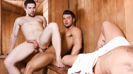 Heating Things Up - Brad Banks & Griffin Barrows