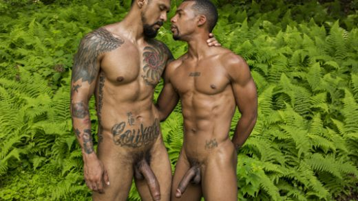 Camp Cockyboys – Boomer Banks & Jacen Zhu