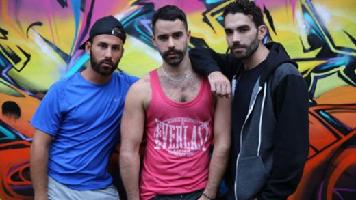 Starving for Jizz - Rafael, Malik XXL & Teddy Dupont