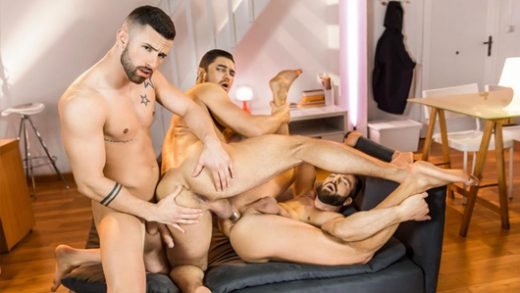 The Couple That Fucks Together Part 2 - Dato Foland, Hector De Silva & Sunny Colucci