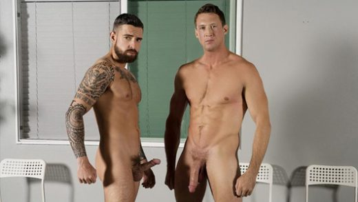 Cock Dependent - Pierce Paris and Teo Carter