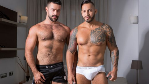 Fuck Me Rough - Viktor Rom and Teddy Torres
