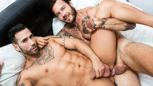 The Guys Next Door Part 2 - Alexy Tyler & Dean Stuart
