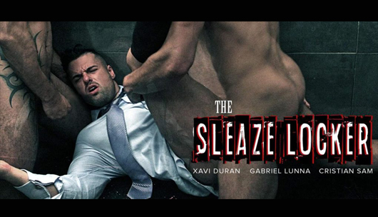 The Sleaze Locker – Gabriel Lunna, Xavi Duran & Cristian Sam