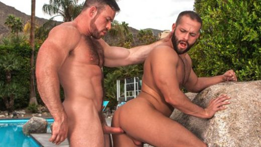 Muscle Daddies – Liam Knox & Luke Adams