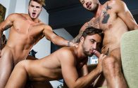 The Guys Next Door Part 4 – William Seed, Zack Hunter, Samuel Stone & Dean Stuart