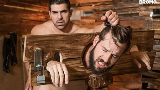 Bareback Inquisition Part 2 – Buck Richards & Damien Stone