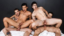 Fuck Me Silly Part 3 – Cliff Jensen, Ethan Slade, Roman Todd & Will Braun