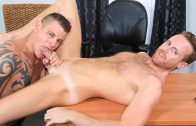 My Boss Has a Huge Cock! – Jace Chambers & Jack Gunther
