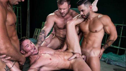 The Fixer – Austin Wolf, Skyy Knox, Arad Winwin & Tyler Roberts