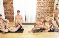 Yoga – Arad Winwin, Casey Jacks, Jacob Peterson, Leo Luckett, Leon Lewis & Wesley Woods