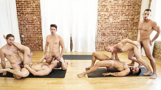 Yoga – Arad Winwin, Casey Jacks, Jacob Peterson, Leo Luckett, Leon Lewis & Wesley Woods