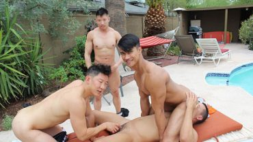 Mr. Hardball Part 9 – Cody Hong, Gabriel Dalessandro & Ken Ott and Jessie Lee