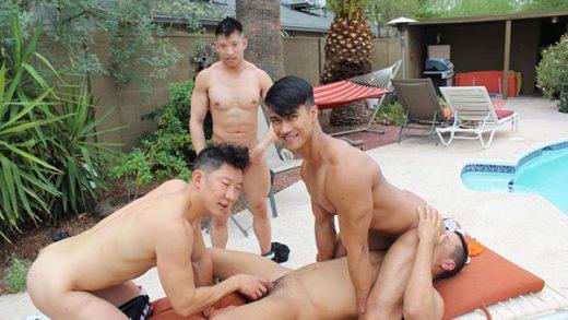 Mr. Hardball Part 9 - Cody Hong, Gabriel Dalessandro & Ken Ott and Jessie Lee