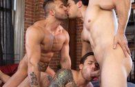 Austin Wolf, Chris Rockway & Jordan Levine