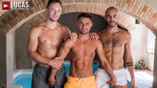 Andrey Vic And Patrick Dei Double Fuck Klim Gromov