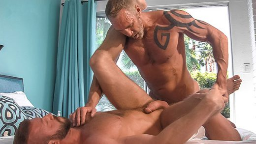 Break a Sweat - Dallas Steele & Hunter Marx