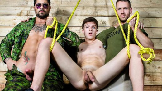 Battle Buddies Part 1 – Ryan Bones & Bellamy Bradley