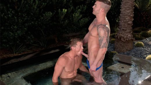 Hidden Palms - Pierce Paris & Jake Ashford