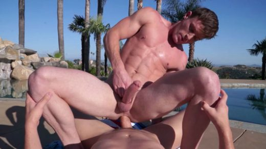 Loving Brent Corrigan 2 – JJ Knight & Brent Corrigan